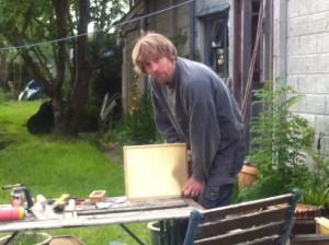 James beekeeping